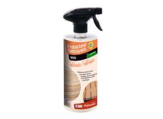 lait de protection pour meubles en bois