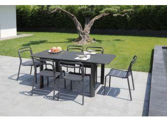 Table Eos 130/180 cm