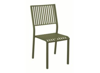 Chaise empilable Cayo