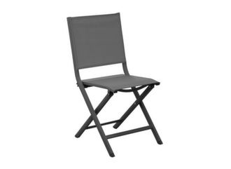 Chaise Thema grey gris