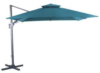 Parasol déporté NH 3x3 m orientable et ventilé