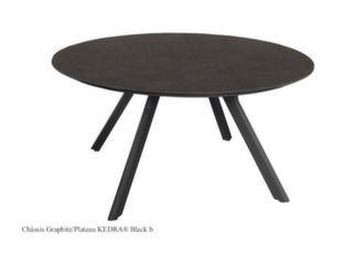 Ma table Seven ø 150 cm, plateau Kedra®