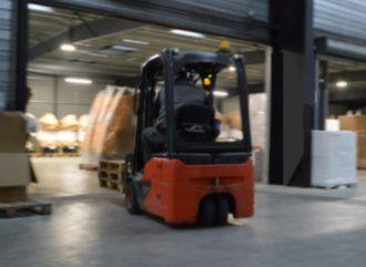 Notre service logistique
