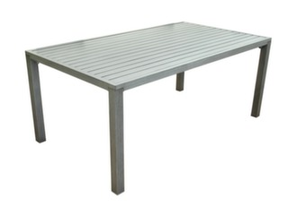 Table Milano 220 cm + 6 chaises Antibes
