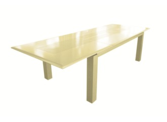 Table Florence 200/300 x 110 cm