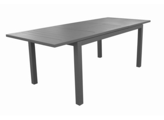 Table Turin 172/232 cm (finition brush)