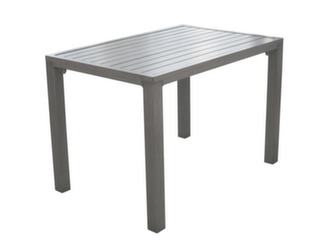 Table Milano 110 cm + 4 chaises Antibes
