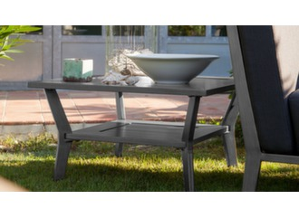 Canapé de jardin 2 places résine Meadow - Gamme Océo - Proloisirs 64b72c80a202