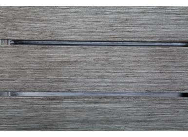 Entretien aluminium brossé - Conseils mobilier d\'extérieur