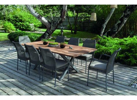 les concepteurs artistiques mobilier de jardin teck haut de gamme. Black Bedroom Furniture Sets. Home Design Ideas