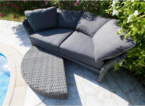 canap lit minois canap s d 39 ext rieur proloisirs sp cialiste du mobilier de jardin. Black Bedroom Furniture Sets. Home Design Ideas