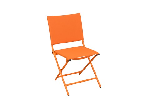 Chaise de jardin globe color e et pliable proloisirs - Chaise jardin coloree ...