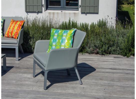 Coussins de jardin pour canapé et fauteuil de jardin - Proloisirs