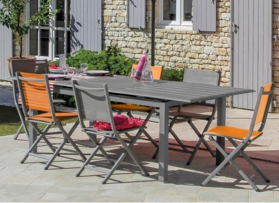 Mobilier de jardin pour le repas - Promotions, Bons plans - Proloisirs