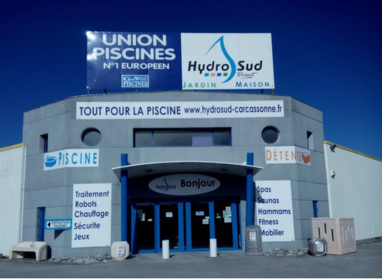UNION PISCINES CARCASSONNE HYDROSUD