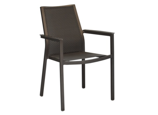 Salon jardin table latino 6 chaises 2 fauteuils oc o for Ambiance tables et chaises reims