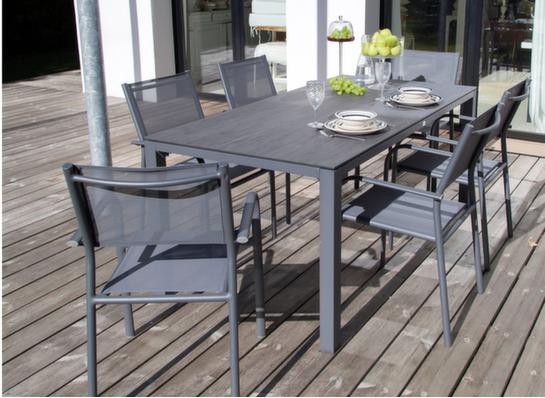 fauteuil duca fauteuils de jardin proloisirs. Black Bedroom Furniture Sets. Home Design Ideas