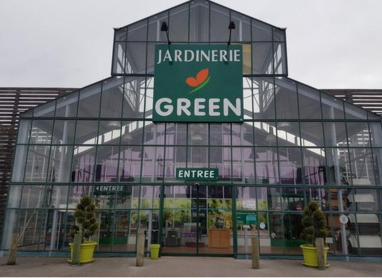 JARDINERIE GREEN