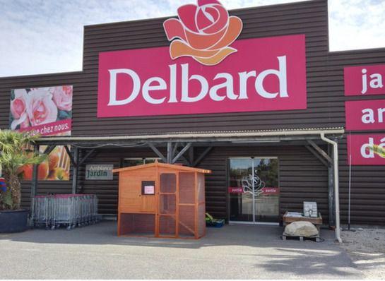 DELBARD - COMPTOIR +