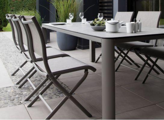 Tables de jardin - Meubles de jardin en ligne - Proloisirs