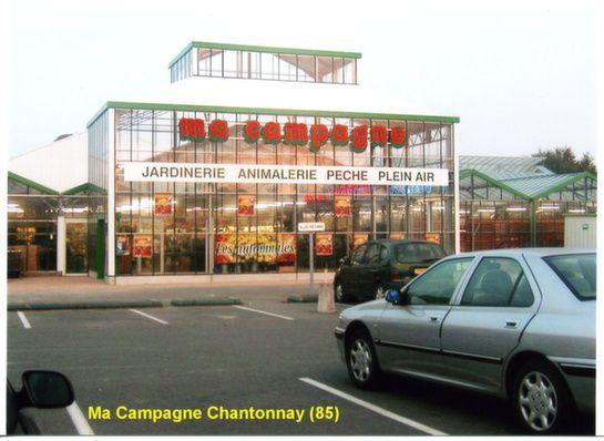 MA CAMPAGNE CHANTONNAY