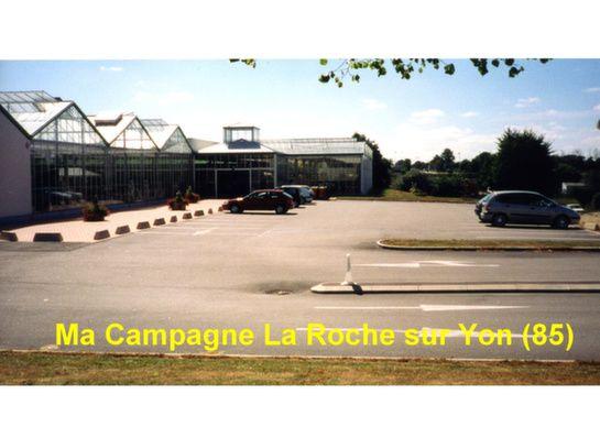 MA CAMPAGNE LA ROCHE SUR YON