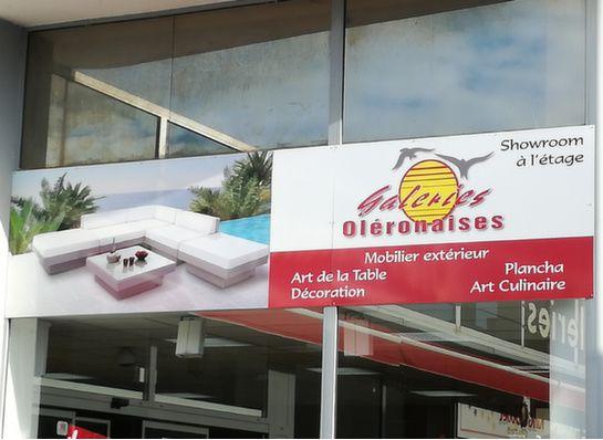 GALERIES OLERONAISES