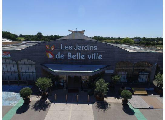 LES JARDINS DE BELLEVILLE µ