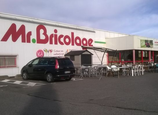 MR BRICOLAGE CERET