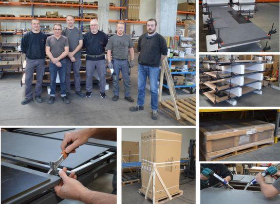 Notre atelier d'assemblage en Charente-Maritime
