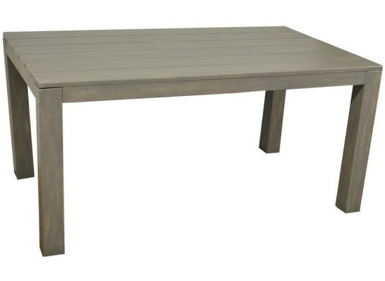 table campagne 160 x 90 cm bons plans proloisirs sp cialiste du mobilier de jardin. Black Bedroom Furniture Sets. Home Design Ideas