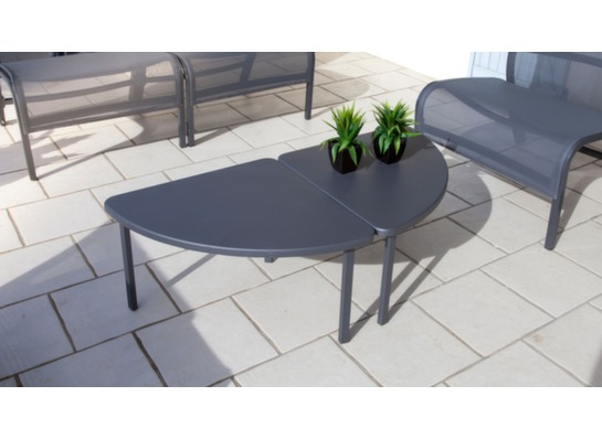 table basse lounge lin a tables basses de jardin. Black Bedroom Furniture Sets. Home Design Ideas