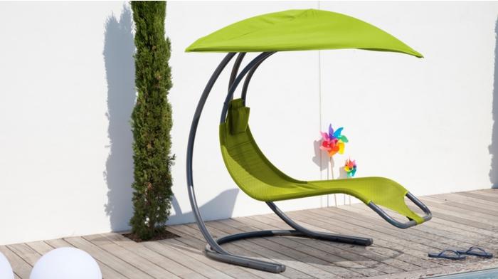 Chaise Zen 2 Royal Lime Hamacs Et Balancelles De Jardin