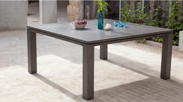 D co table jardin oceo nancy 32 table ronde avec rallonge table basse ikea table de - Mobilier jardin nivelles nancy ...