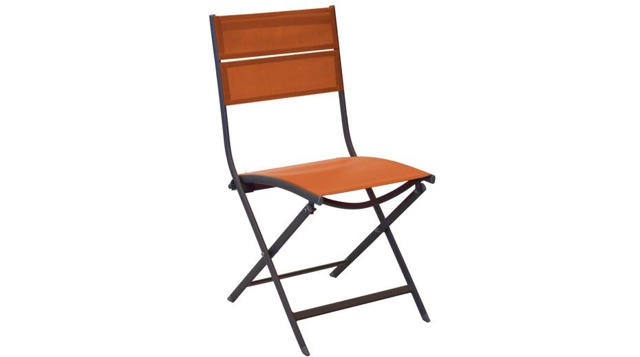 Chaise pliante win chaises de salon de jardin oc o - Chaise pliante salon ...