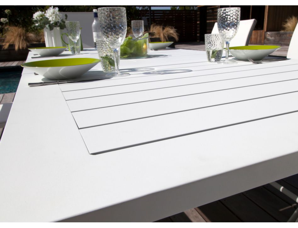 Conseils d\'entretien de l\'aluminium - Proloisirs mobilier de jardin