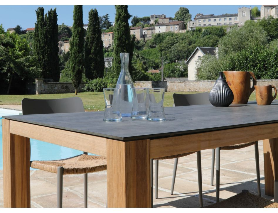HPL Trespa® stratifié de haute qualité pour tables de jardin